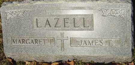 LAZELL, MARGARET - Franklin County, Ohio   MARGARET LAZELL - Ohio Gravestone Photos