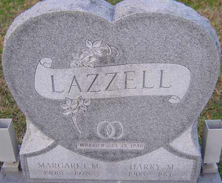 LAZZELL, MARGARET - Franklin County, Ohio | MARGARET LAZZELL - Ohio Gravestone Photos