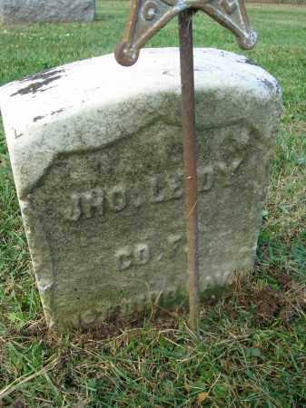 LEIDY, JOHN - Franklin County, Ohio | JOHN LEIDY - Ohio Gravestone Photos