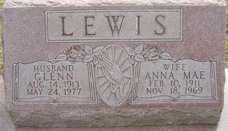 LEWIS, GLENN - Franklin County, Ohio | GLENN LEWIS - Ohio Gravestone Photos