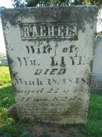 LINE, RACHEL - Franklin County, Ohio   RACHEL LINE - Ohio Gravestone Photos