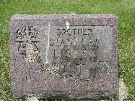 LISZKA, STANISLAW - Franklin County, Ohio | STANISLAW LISZKA - Ohio Gravestone Photos