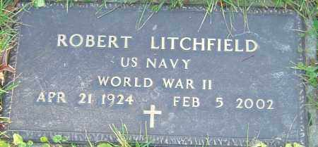 LITCHFIELD, ROBERT - Franklin County, Ohio   ROBERT LITCHFIELD - Ohio Gravestone Photos