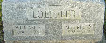 LOEFFLER, WILLIAM - Franklin County, Ohio | WILLIAM LOEFFLER - Ohio Gravestone Photos