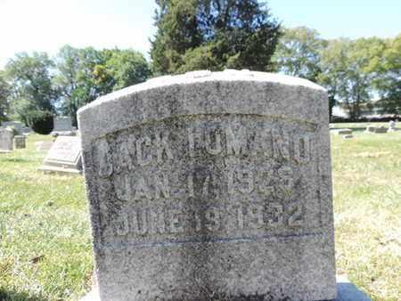 LOMANO, JACK - Franklin County, Ohio | JACK LOMANO - Ohio Gravestone Photos