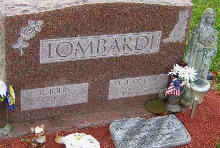 CORN LOMBARDI, DOROTHY - Franklin County, Ohio | DOROTHY CORN LOMBARDI - Ohio Gravestone Photos