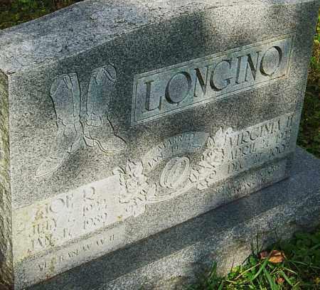 LONGINO, JOE - Franklin County, Ohio | JOE LONGINO - Ohio Gravestone Photos