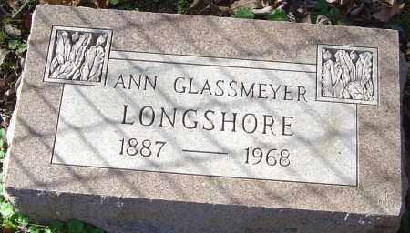 LONGSHORE, ANN - Franklin County, Ohio   ANN LONGSHORE - Ohio Gravestone Photos