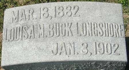 LONGSHORE, LOUISA MAY - Franklin County, Ohio | LOUISA MAY LONGSHORE - Ohio Gravestone Photos