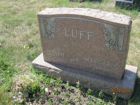 LUFF, SARAH MARGARET MAUDE - Franklin County, Ohio | SARAH MARGARET MAUDE LUFF - Ohio Gravestone Photos