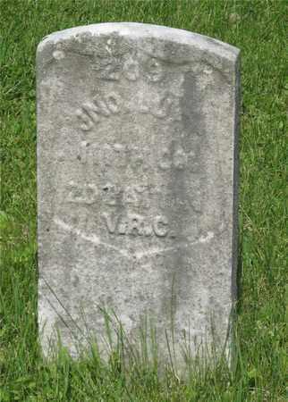 LUFT, JNO. - Franklin County, Ohio | JNO. LUFT - Ohio Gravestone Photos