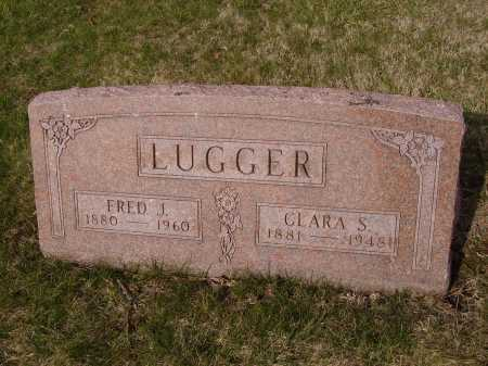 LUGGER, FRED L. - Franklin County, Ohio | FRED L. LUGGER - Ohio Gravestone Photos