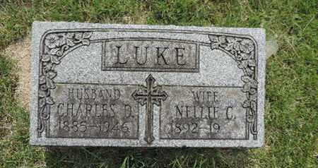 LUKE, NELLIE C. - Franklin County, Ohio | NELLIE C. LUKE - Ohio Gravestone Photos