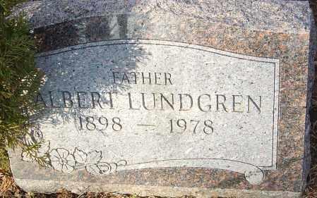 LUNDGREN, ALBERT - Franklin County, Ohio   ALBERT LUNDGREN - Ohio Gravestone Photos