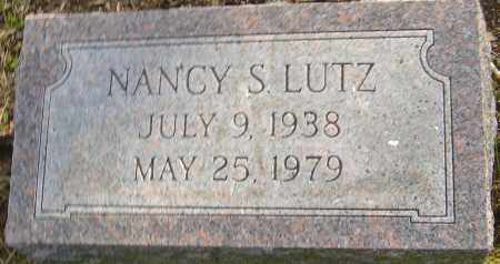 LUTZ, NANCY S - Franklin County, Ohio | NANCY S LUTZ - Ohio Gravestone Photos