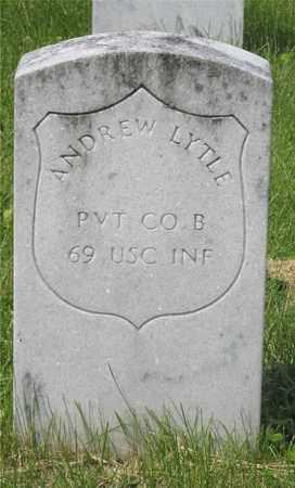 LYTLE, ANDREW - Franklin County, Ohio   ANDREW LYTLE - Ohio Gravestone Photos