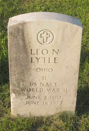 LYTLE, LEO N. - Franklin County, Ohio | LEO N. LYTLE - Ohio Gravestone Photos