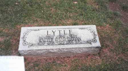 LYTLE, WALTER - Franklin County, Ohio | WALTER LYTLE - Ohio Gravestone Photos