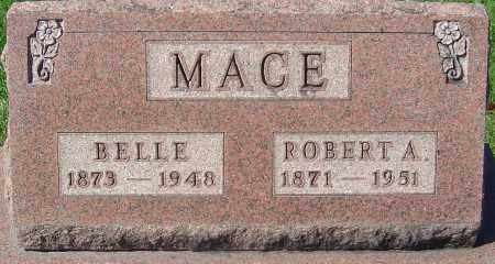 MACE, BELLE - Franklin County, Ohio | BELLE MACE - Ohio Gravestone Photos
