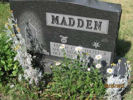 MADDEN, EDWIN C - Franklin County, Ohio | EDWIN C MADDEN - Ohio Gravestone Photos