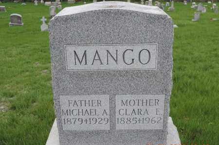 MANGO, MICHAEL A - Franklin County, Ohio | MICHAEL A MANGO - Ohio Gravestone Photos