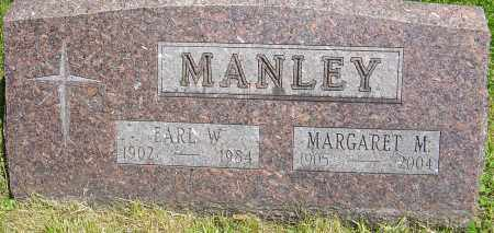 MANLEY, MARGARET M - Franklin County, Ohio | MARGARET M MANLEY - Ohio Gravestone Photos