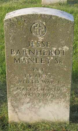 MANLEY, JESSIE BARNHERDT - Franklin County, Ohio   JESSIE BARNHERDT MANLEY - Ohio Gravestone Photos
