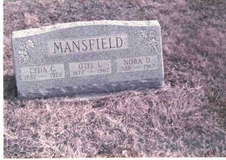 JOHNSON MANSFIELD, NORA - Franklin County, Ohio | NORA JOHNSON MANSFIELD - Ohio Gravestone Photos