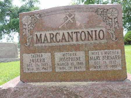 MARCANTONIO, JOSEPHINE - Franklin County, Ohio | JOSEPHINE MARCANTONIO - Ohio Gravestone Photos