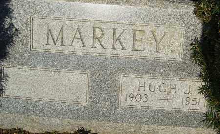 MARKEY, HUGH J - Franklin County, Ohio | HUGH J MARKEY - Ohio Gravestone Photos