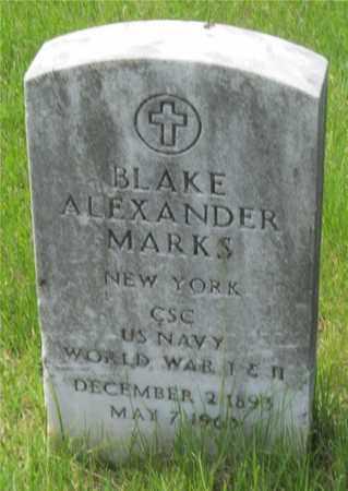 MARKS, BLAKE ALEXANDER - Franklin County, Ohio   BLAKE ALEXANDER MARKS - Ohio Gravestone Photos