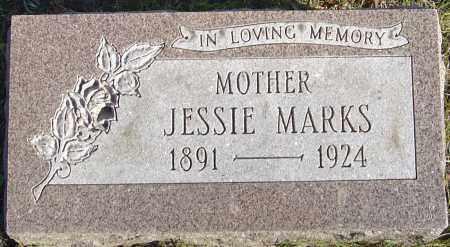 MARKS, JESSIE - Franklin County, Ohio   JESSIE MARKS - Ohio Gravestone Photos