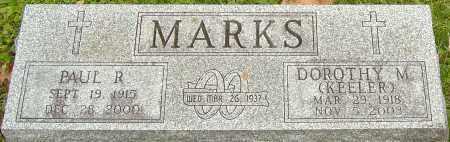 MARKS, DOROTHY - Franklin County, Ohio | DOROTHY MARKS - Ohio Gravestone Photos