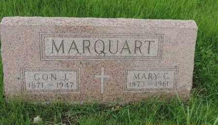 MARQUART, MARY C - Franklin County, Ohio | MARY C MARQUART - Ohio Gravestone Photos