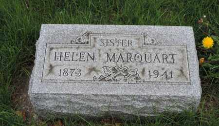 MARQUART, HELEN - Franklin County, Ohio | HELEN MARQUART - Ohio Gravestone Photos