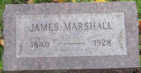 MARSHALL, JAMES - Franklin County, Ohio | JAMES MARSHALL - Ohio Gravestone Photos