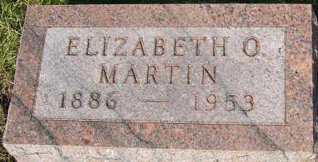 OLSON MARTIN, ELIZABETH - Franklin County, Ohio   ELIZABETH OLSON MARTIN - Ohio Gravestone Photos