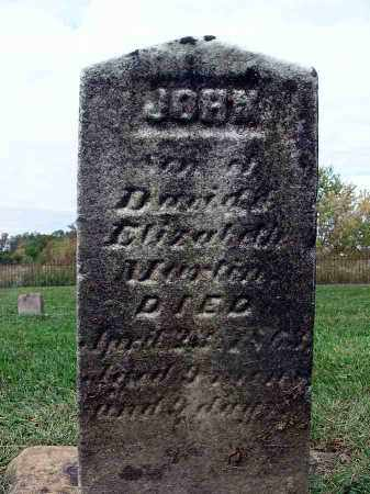 MARTIN, JOHN - Franklin County, Ohio   JOHN MARTIN - Ohio Gravestone Photos