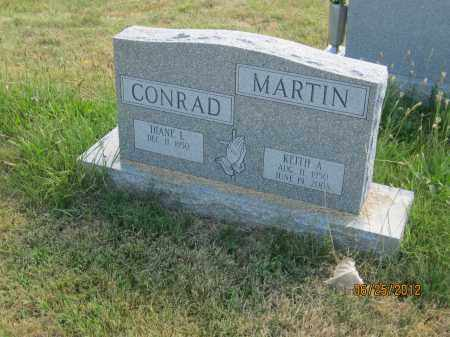 MARTIN, KEITH ALLEN SR. - Franklin County, Ohio | KEITH ALLEN SR. MARTIN - Ohio Gravestone Photos