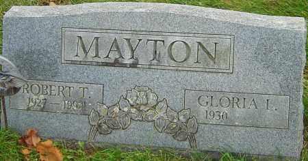 MAYTON, ROBERT - Franklin County, Ohio | ROBERT MAYTON - Ohio Gravestone Photos