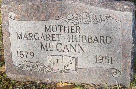 MCCANN, MARGARET - Franklin County, Ohio | MARGARET MCCANN - Ohio Gravestone Photos