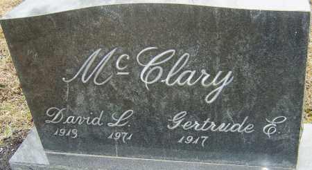 MCCLARY, DAVID - Franklin County, Ohio | DAVID MCCLARY - Ohio Gravestone Photos