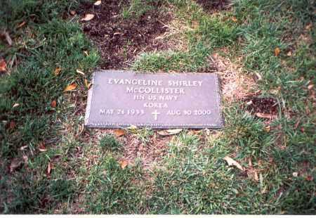 MCCOLLISTER, EVANGELINE SHIRLEY - Franklin County, Ohio   EVANGELINE SHIRLEY MCCOLLISTER - Ohio Gravestone Photos