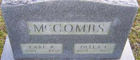 MCCOMBS, DELLA - Franklin County, Ohio   DELLA MCCOMBS - Ohio Gravestone Photos