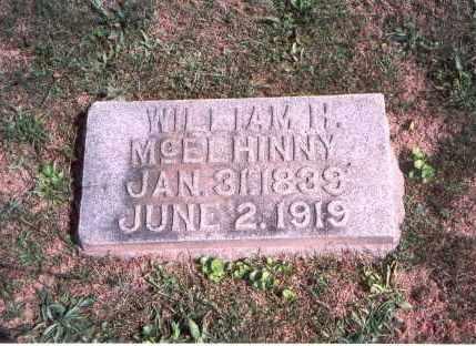 MCELHINNY, WILLIAM H. - Franklin County, Ohio | WILLIAM H. MCELHINNY - Ohio Gravestone Photos