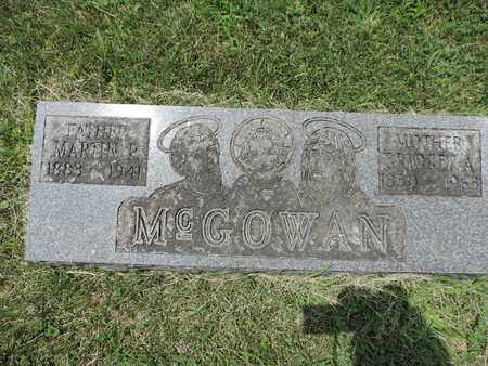 MCGOWAN, MARTIN P. - Franklin County, Ohio | MARTIN P. MCGOWAN - Ohio Gravestone Photos