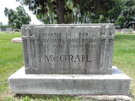 MCGRAIL, MARY LOUISE - Franklin County, Ohio | MARY LOUISE MCGRAIL - Ohio Gravestone Photos