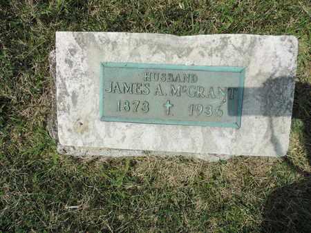 MCGRANT, JAMES A. - Franklin County, Ohio | JAMES A. MCGRANT - Ohio Gravestone Photos