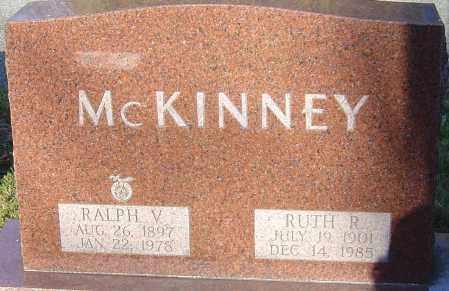 BRAATZ MCKINNEY, RUTH - Franklin County, Ohio | RUTH BRAATZ MCKINNEY - Ohio Gravestone Photos