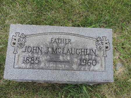 MCLAUGHLIN, JOHN J. - Franklin County, Ohio | JOHN J. MCLAUGHLIN - Ohio Gravestone Photos